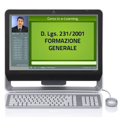 Corsi online per la categoria Legge 231